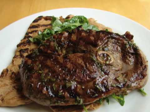 Grilled Lamb Steaks – Grilled Lamb Recipe