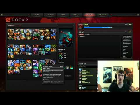 Dota 2 Purge talks about Hero Counters