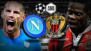 "Promo SSC Napoli vs OGC Nice ""The Lion Have Returned"" Champions League"
