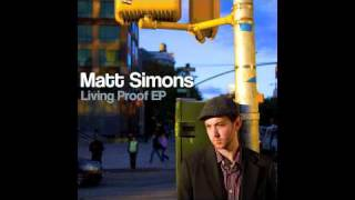 Matt Simons - I'm Already Over You (Audio Only)