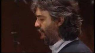 "Re: Andrea Bocelli - ""In Canto"""