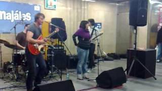 Video Majales underground 2009