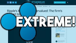 XRP is Extremely Undervalued! - American Express and Santander Using xRapid? - XRP Update!