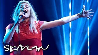Aurora Performs Earth And Environment Song | «The Seed» | SVTTV 2Skavlan