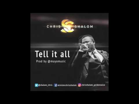 Tell it All - What The Lord Has Done