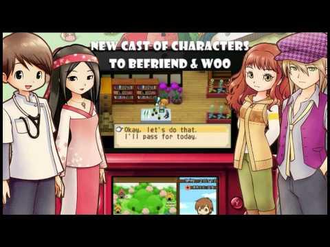 Harvest Moon 3D: Geschichten zweier Städte