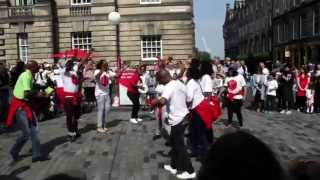 Tshwane Gospel Choir @ The Edinburgh Festival Fringe 2015
