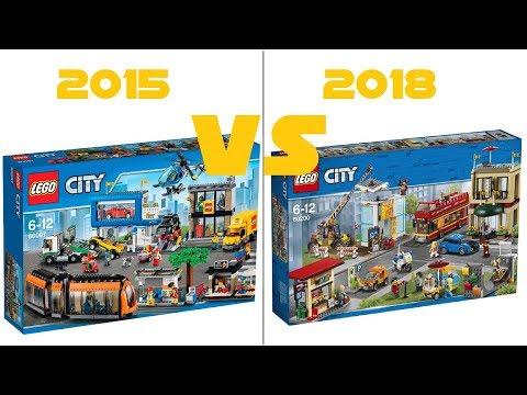 Lego City Set 60200 Capital City Rhys Lego 23 Video Free