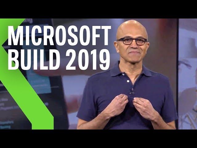 Microsoft BUILD 2019, en menos de 4 minutos: Microsoft EDGE, Cortana y Minecraft