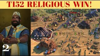 1: Turn 158 Deity Culture Victory - Greece (Pericles) - Civ