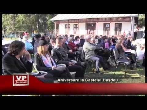 Aniversare la Castelul Hasdeu