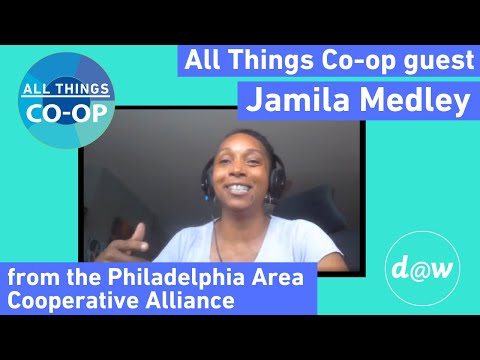 History and present of black cooperative economics - Jamila Medley [All Things Co-op clip]