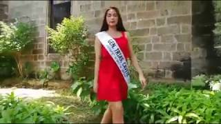 Krizzanthena Babano Contestant Miss Tourism Philippines 2018 Introduction Video