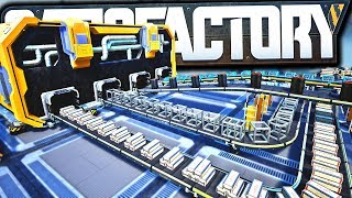 High Efficiency Automated HEAVY MODULAR FRAME Production! | Satisfactory Early Access Gameplay Ep 14