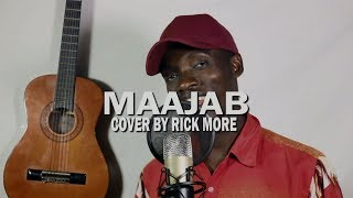 Mbosso   Maajab  COVER BY RICK MORE