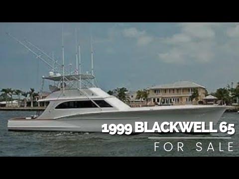 Blackwell 65 Custom Carolina video