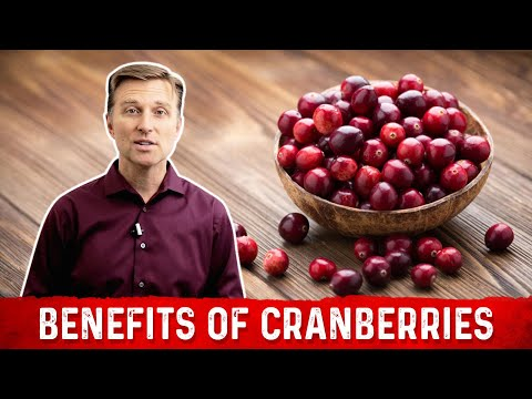 , title : 'The Unique Benefits of Cranberries!'