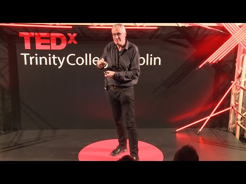 The Biggest Riddle of Them All: What Is Life? | Luke O'Neill | TEDxTrinityCollegeDublin