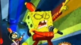 The Final countdown spongebob