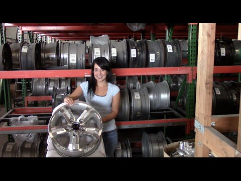 Factory Original Kia Borrego Rims & OEM Kia Borrego Wheels – OriginalWheel.com