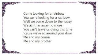 Chris Rea - Looking for a Rainbow Lyrics