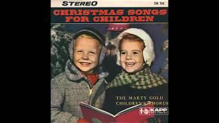 Donde Esta Santa Claus? - The Marty Gold Children's Chorus (1959)