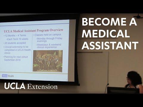 UCLA Medical Assistant Program Info Session