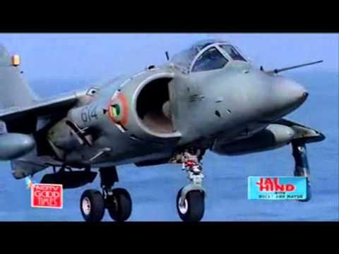 INS Viraat aircraft carrier