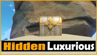 Inazuma Hidden Luxurious Chest