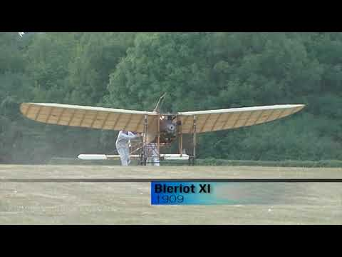 Aircraft of the Shuttleworth Collection (60 minute film)
