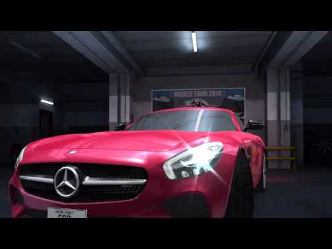 Mercedes-Benz Commercial for Apps For (RED) (2014 - 2015) (Television Commercial)