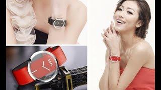 DOM Brand Luxury Female  Fashion Watch