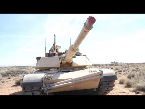 Abrams Cannon Turning