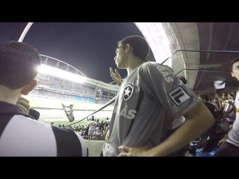 """""""Poesia Botafogo F.R - Acróstico Loucos"""" Barra: Loucos pelo Botafogo • Club: Botafogo"""