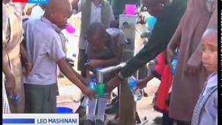 Shule yapata msaada wa maji kutoka kwa shirika lisilo la serikali