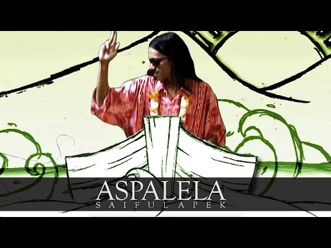 Download Aspalela - Saiful Apek (Official Music Video) HD Mp4 3GP Video and MP3