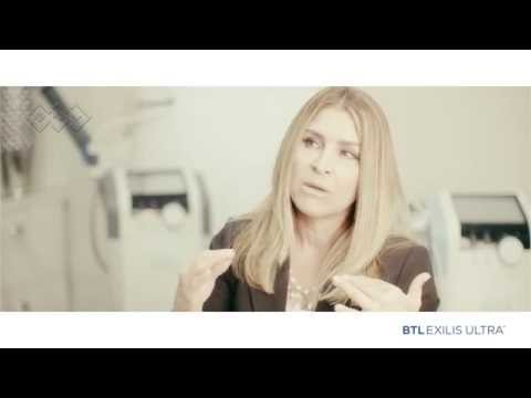 Gina´s arms experience with BTL Exilis Ultra