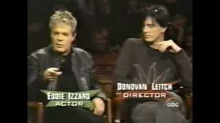 Politically Incorrect 1-10-01  part 2/2 Cyndi Mosteller Eddie Izzard Orlando Jones Donovan Leitch