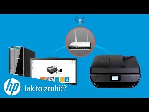 Dowiedz się, jak skonfigurować bezprzewodową drukarkę HP za pomocą HP Smart w systemie Windows 10.