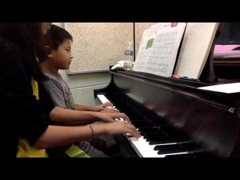 Jayden's March song