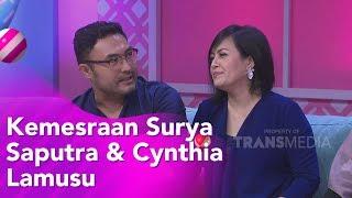 BROWNIS - Kemesraan Surya Saputra & Cynthia Lamusu (15/11/19) Part2