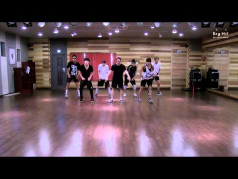[CHOREOGRAPHY] BTS (방탄소년단) 'We Are Bulletproof Pt.2' dance practice