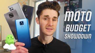 Motorola Moto G Play (2021) vs Motorola Moto G Power (2021) vs Motorola Moto G Stylus 2021 vs Motorola One 5G Ace!