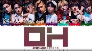 STRAY KIDS - 'Mixtape : OH' (애) Lyrics [Color Coded_Han_Rom_Eng]