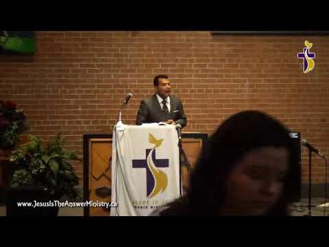 2018-Nov-18 Message with Pastor Sonny Harrinanan