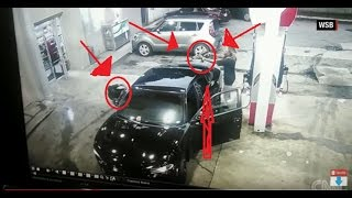 Atlanta Gas Station Shooting, Chris Brown vs. Soulja Boy (DRACO PULLED)