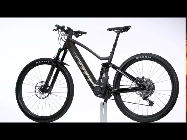 Видео Велосипед Scott Strike eRIDE 900 Premium (EU) Black/Grey