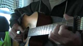 Jim Bruce Blues Guitar Lessons - Blind Blake - Rag...