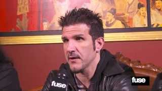 Anthrax on covering Journey & Rush for Anthems EP