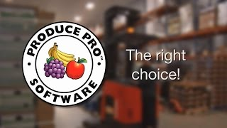 Produce Pro Software video